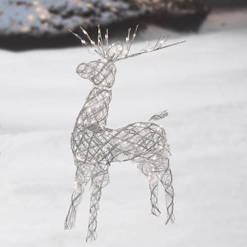 Electric Animated Mesh Buck