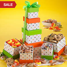 Sugar Free Sweets Tower