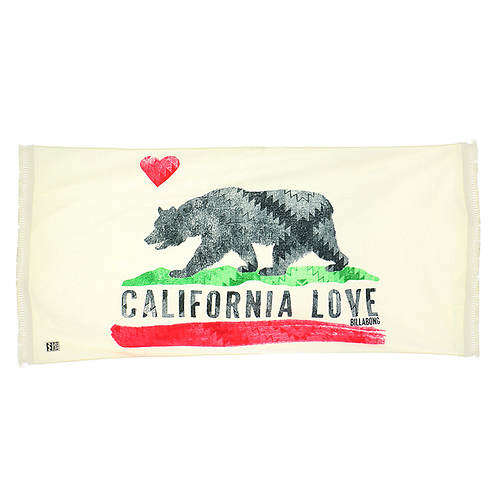 Billabong Cali Love Beach Towel