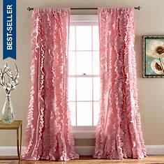 Lush Décor - Belle Window Curtain