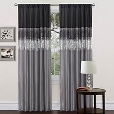 Lush Décor - Night Sky Window Curtain