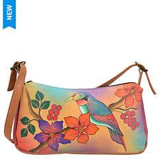 Anna by Anuschka East-West Shoulder Bag