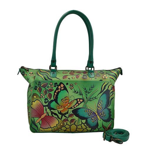 Anna by Anuschka Large Tote with Removable Handle
