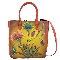 Anna by Anuschka Multi Compartment Shopper