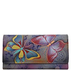 Anna by Anuschka Multi Pocket Wallet