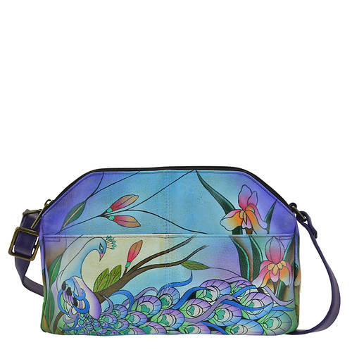 Anna by Anuschka Multicompartment Crossbody