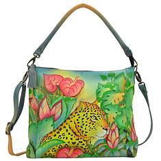 Anna by Anuschka Convertible Shoulder Bag