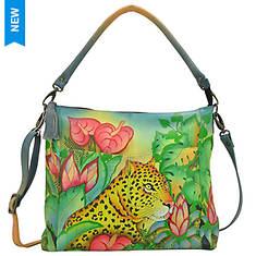 Anuschka Convertible Shoulder Bag
