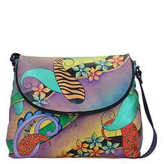 Anna by Anuschka Large Flap Bag