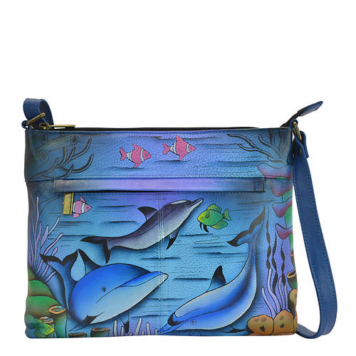 Anna by Anuschka Medium Crossbody