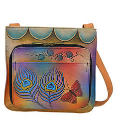 Anna by Anuschka Slim Shoulder Bag