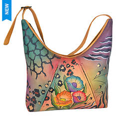 Anna by Anuschka U-Top Tote
