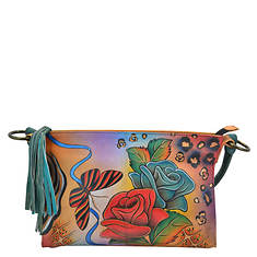 Anna by Anuschka Shoulder Bag with Single Rope Handle
