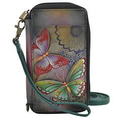 Anna by Anuschka Smart Phone Case & Wallet