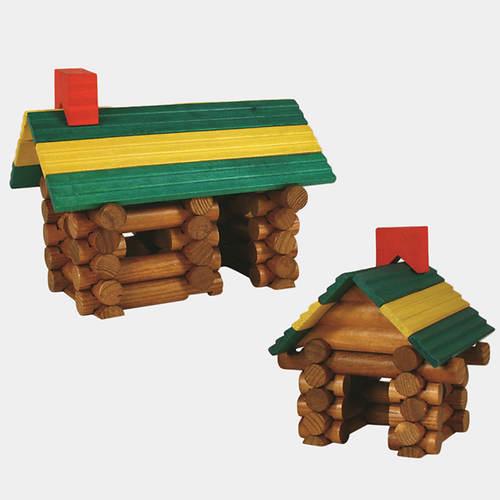 Ideal Frontier Logs 160-Pc. Set