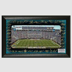 NFL Signature Gridiron Collection- Jaguars
