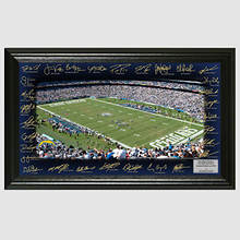 NFL Signature Gridiron Collection - Chargers