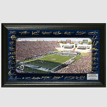 NFL Signature Gridiron Collection - Rams