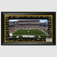 NFL Signature Gridiron Collection - Steelers