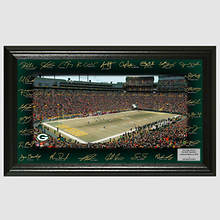 NFL Signature Gridiron Collection - Packers