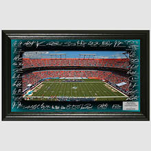 NFL Signature Gridiron Collection - Dolphins