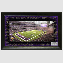 NFL Signature Gridiron Collection - Vikings