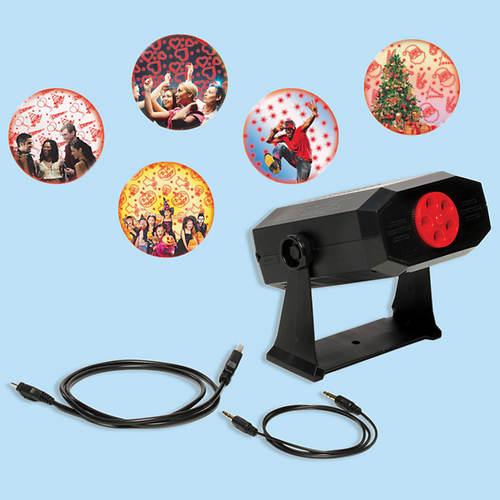 Laser FX Indoor Light with Speaker