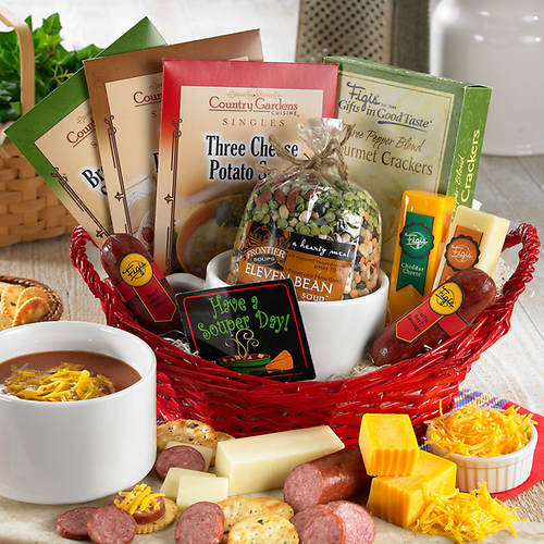 Have a Souper Day Gift Basket