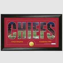 NFL Stadium Silhouette-Chiefs