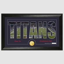 NFL Stadium Silhouette-Titans