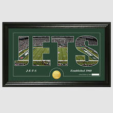 NFL Stadium Silhouette-Jets