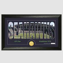 NFL Stadium Silhouette-Seahawks