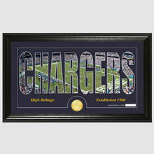 NFL Stadium Silhouette-Chargers