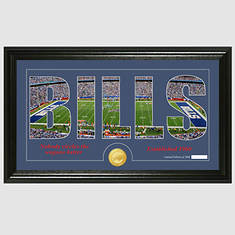 NFL Stadium Silhouette-Bills