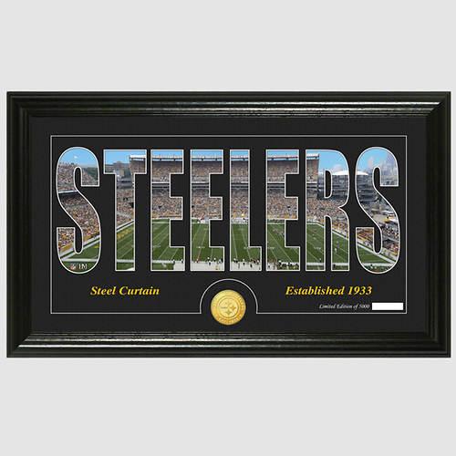 NFL Stadium Silouette