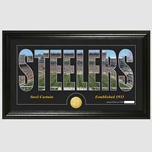 NFL Stadium Silhouette-Steelers