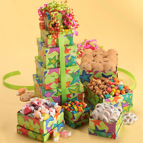 Celebration Gift Tower