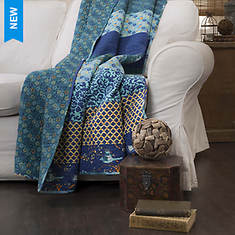 Lush Décor - Royal Empire Throw - Opened Item