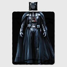 Character Pillow and Throw Set-Darth Vader