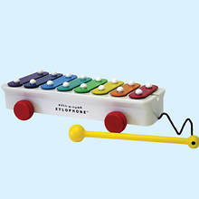 Fisher-Price Pull  A Tune Xylophone