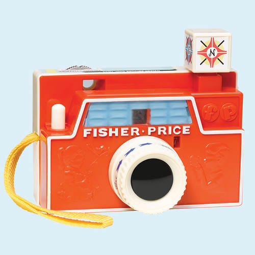 Fisher- Price Picture Disk Camera