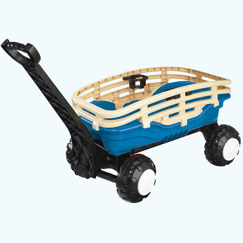 Deluxe Runabout Stake Wagon