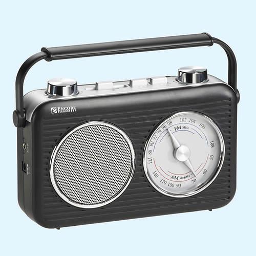 Encore Classic AM/FM Radio