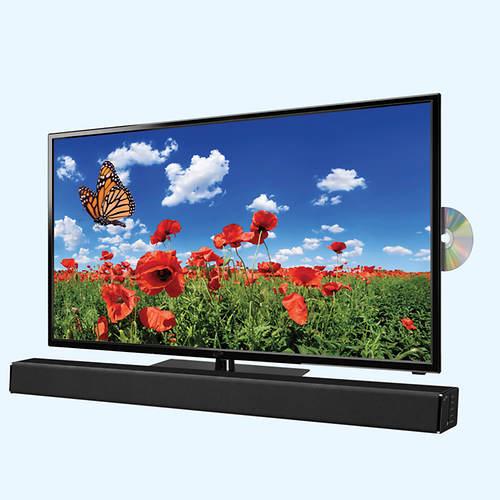 iLive TV/DVD/Soundbar Bundle