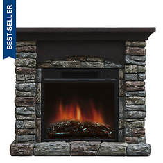 Stonegate Breckin Electric Fireplace