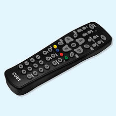 Coby 8-in-1 Universal Remote