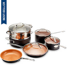 Gotham Steel 10-Piece Set