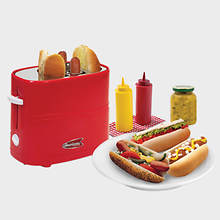 Hot Dog Toaster-Red