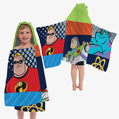 Hooded Character Towels