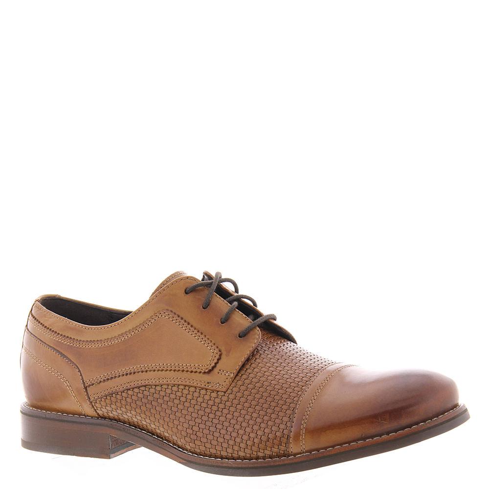 1950s Mens Shoes: Saddle Shoes, Boots, Greaser, Rockabilly Rockport Wyat Cap Toe Mens $74.99 AT vintagedancer.com